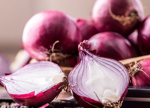 Red onions (2ea)