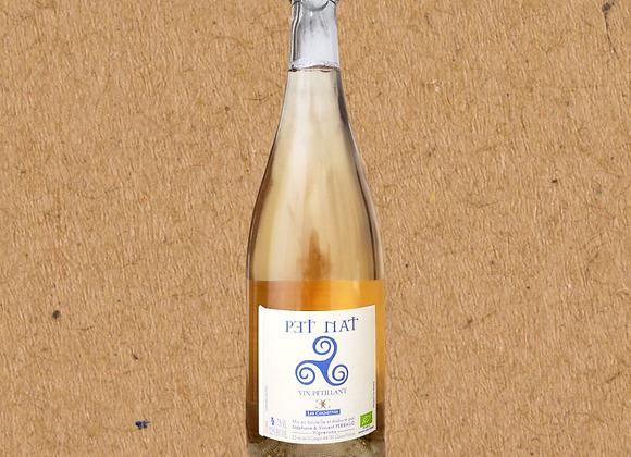 Domaine des Cognettes Pet Nat des Cognettes, Chardonnay & Folle Blanche Blend