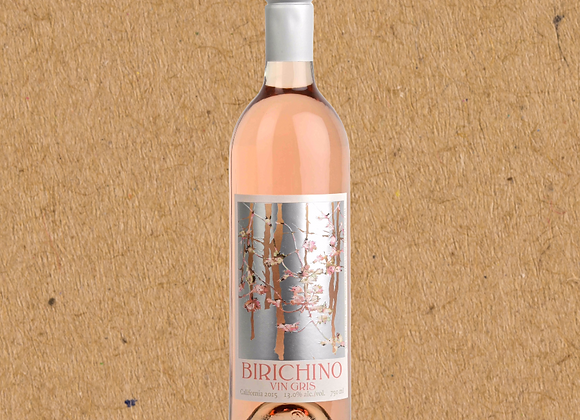 Birichino Vin Gris, Grenache & Mourvèdre Rosé