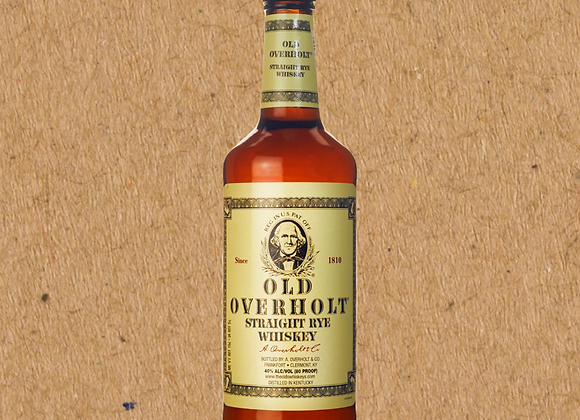 Old Overholt / Straight Rye (DC ONLY)