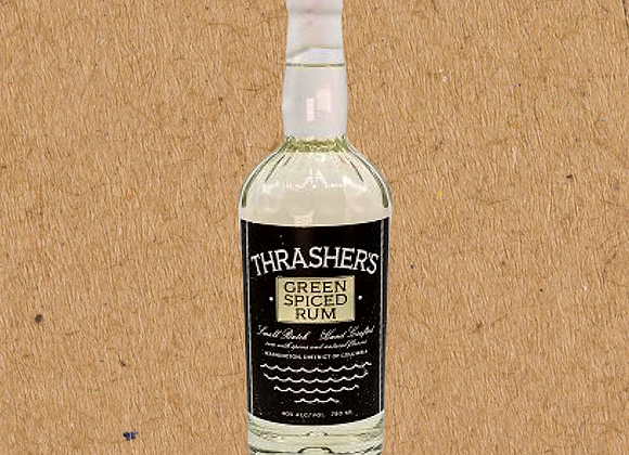 Thrasher's Green Spiced Rum / Spiced Rum