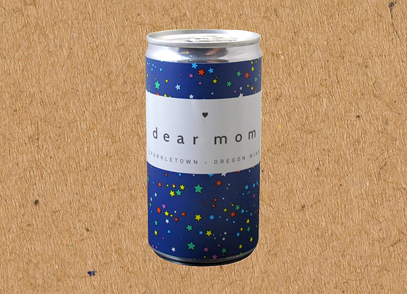 Dear Mom Sparkletown, Pinot Gris Sparkling Wine (4 pack x 6.3 oz. Cans)