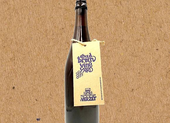 Verzet Oud Bruin Vineyard (Flanders Red Ale - 750 ml)