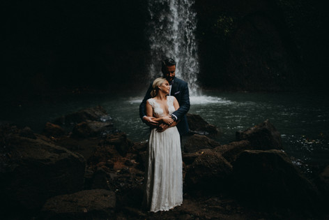 Post Wedding Session Of Andre & Sandra