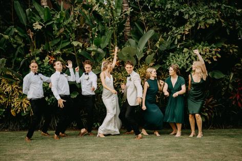 The Wedding Of Reece & Caroline