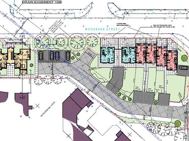 Residential development for local Housing Society