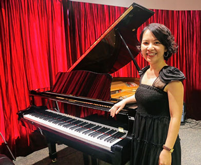 Cynthia's with Piano