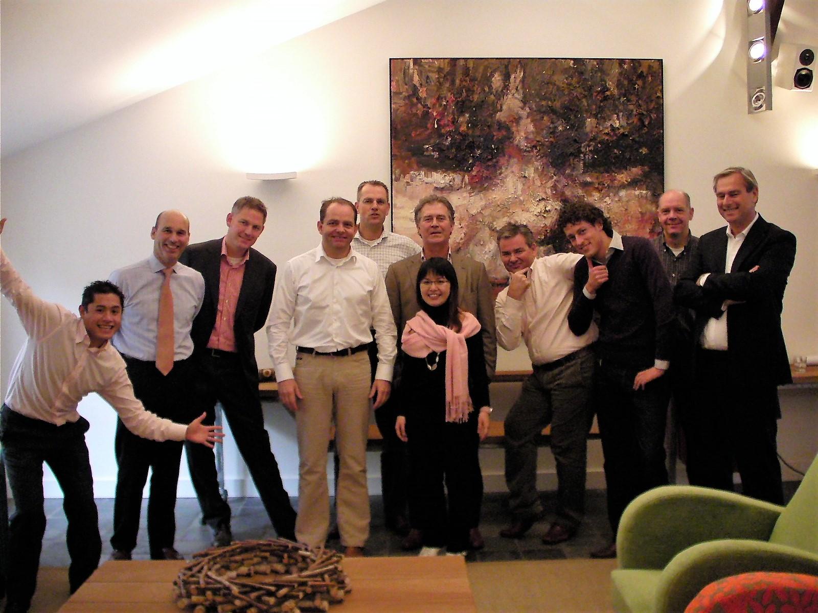 Presentation in Netherland 2009