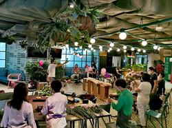 Mothers' Day Flower Making Workshop