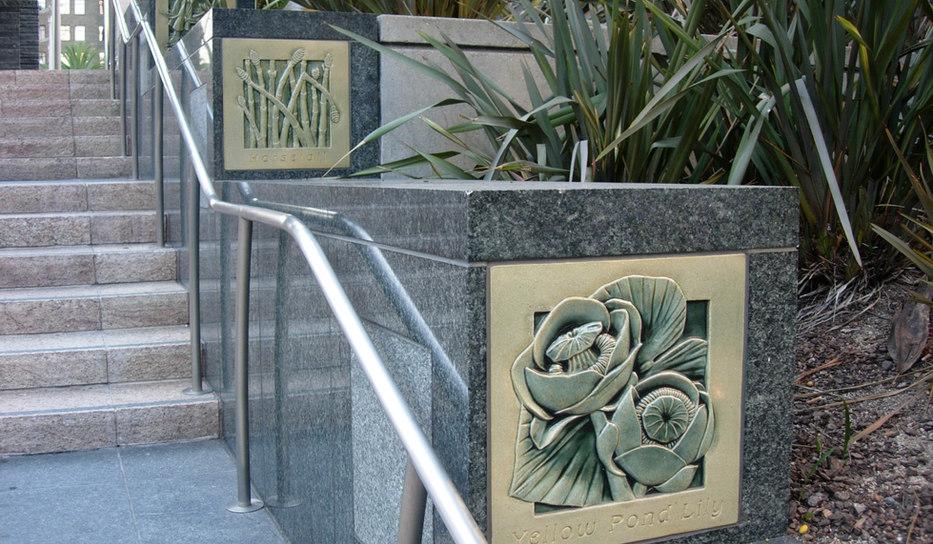 """""""Union Square Art Tile"""""""