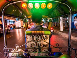 Bangkok to Singapore, pt.1