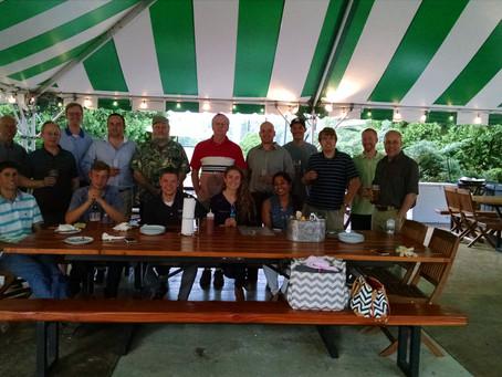 YMF Beer Garden Social