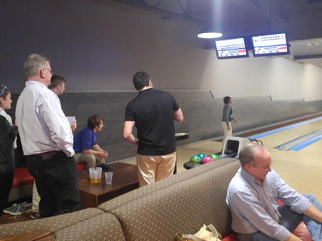 YMF Bowling Night