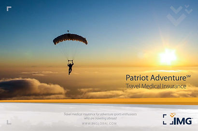 Patriot Adventure by IMG