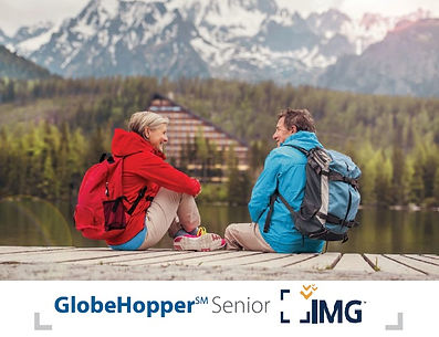 GlobeHopper Senior Travel Medical Insurance by IMG