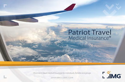 Patriot Travel Medical by IMG