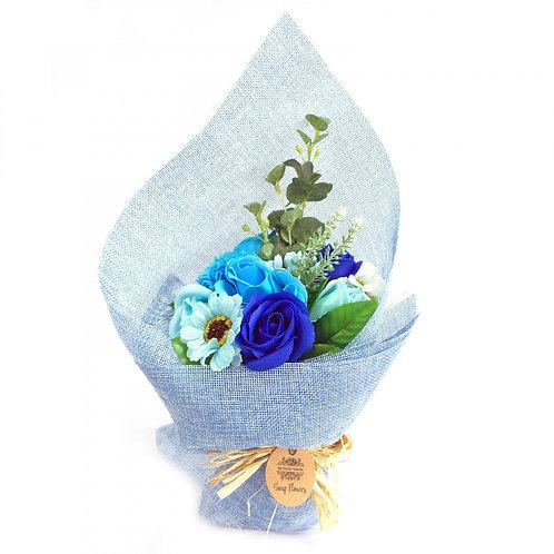 Acheter un bouquet de fleurs de savon debout