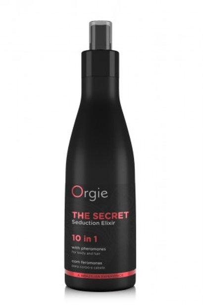 The Secret Séduction Elixir femme Lotion phéromones