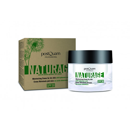 crème hydratante pour peaux sèches. spf30 (50 ml)
