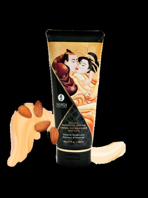 Crème de Massage delectable - Douceur d'amande