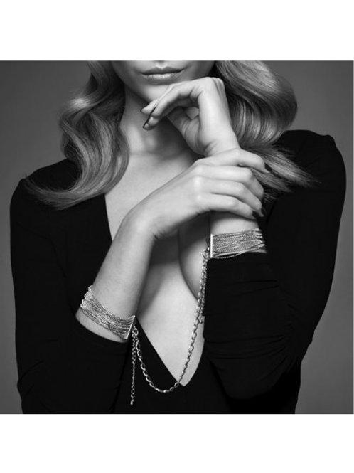 Magnifique - Menottes chaines - Argent