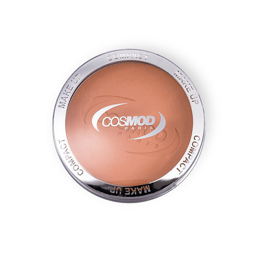 PC007 POUDRE COMPACT  N°2 BEIGE COSMOD