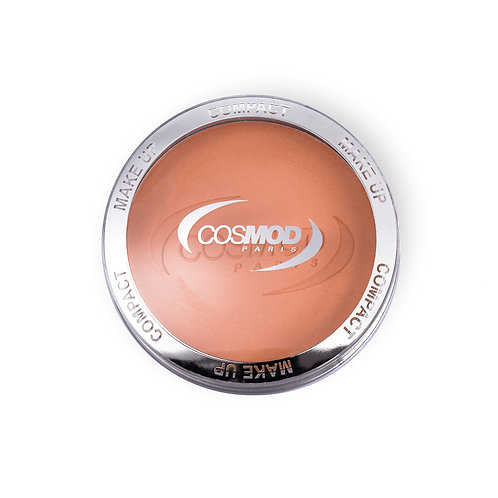 PC007 POUDRE COMPACT  N°3 DORE COSMOD