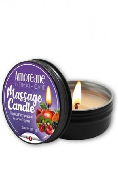 Bougie Massage Candle Fruits exotiques hydratante