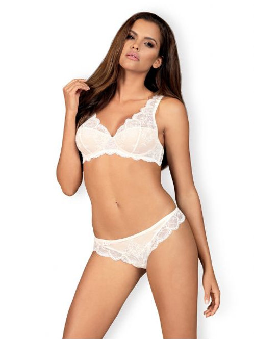 853-SET-2 Ensemble 2 pcs - Blanc