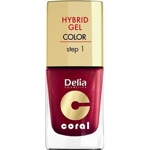 Hybrid Gel Nail NR13 perle rouge 11ml