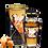Thumbnail: Huile chauffante aphrodisiaque - Baisers caramel