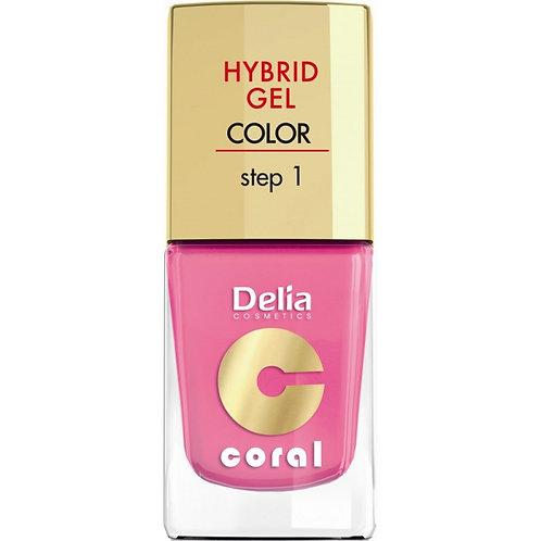 Hybrid Gel Nail NR22 coton rose bonbon 11ml