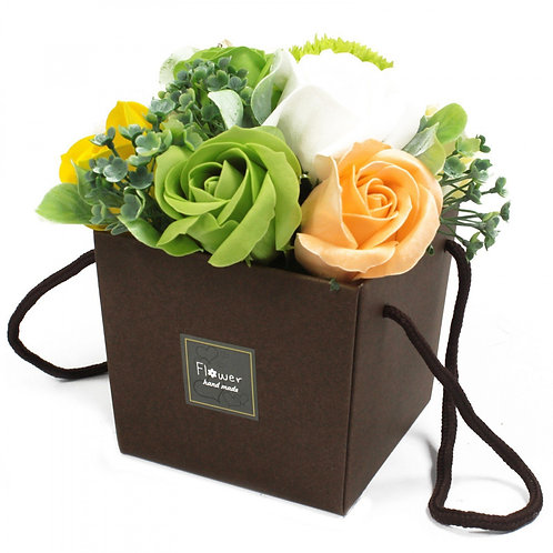 Bouquet de fleurs de savon - Fleurs de printemps