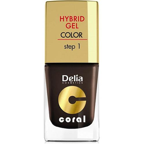Hybrid Gel vernis à ongles nr07 chocolat