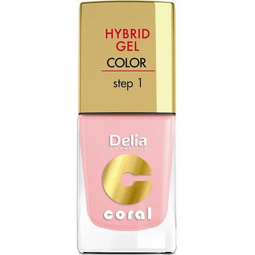 Gel hybride Vernis à ongles rose pastel nr04