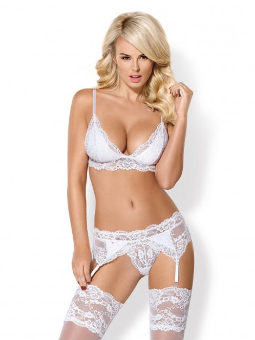 810-SEG-2 Ensemble 3 pcs - Blanc