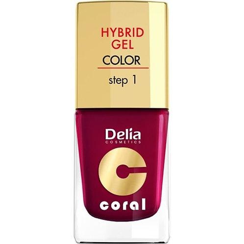 Hybrid Gel vernis à ongles nr12 bordeaux 11ml