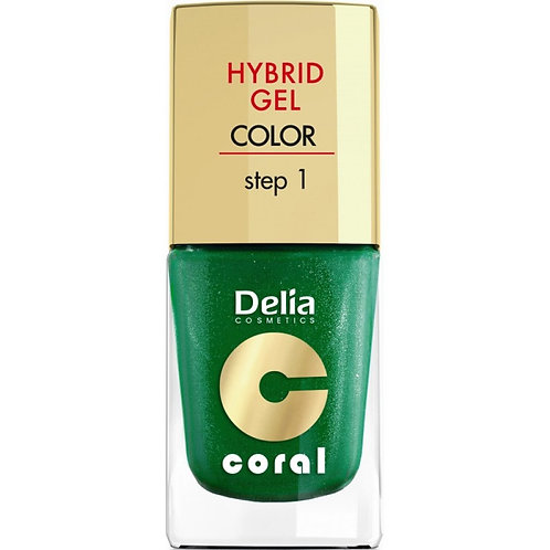 Hybrid Gel Nail Enamel nr10 vert