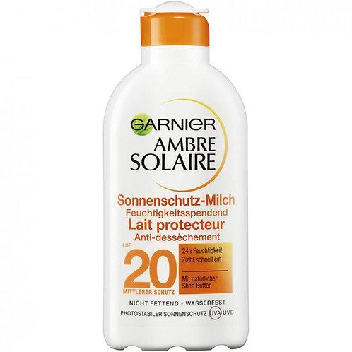 Ambre Solair lait solaire 200ml SPF20