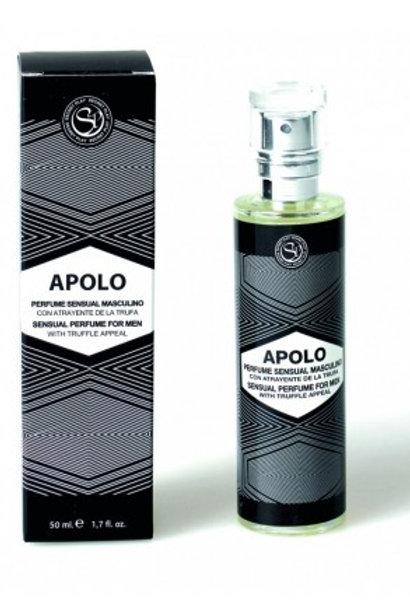 Apolo Parfum Homme phéromones d'attirance