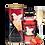 Thumbnail: Huile chauffante aphrodisiaque - Vin pétillant à la fraise 100ml
