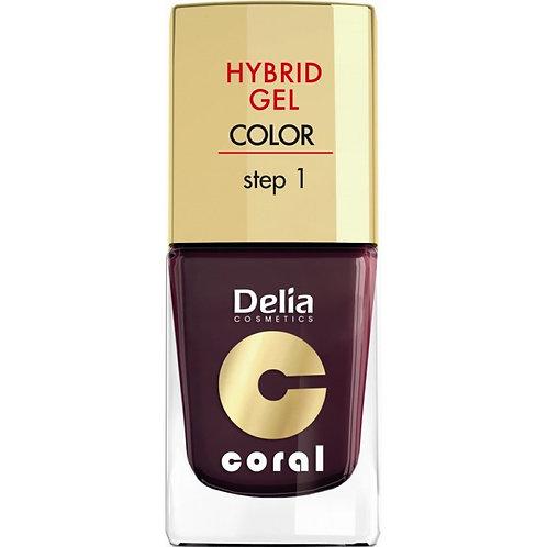 Hybrid Gel vernis à ongles NR11 violet foncé