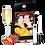 Thumbnail: Gloss Plaisir Oral divin - Vin pétillant et fraise