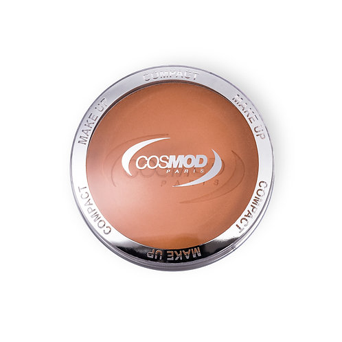 PC007 POUDRE COMPACT  N°4 AMBRE COSMOD