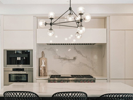 Top 5 tips to Make your Kitchen Feel and Look Luxurious