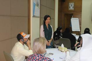 مركز تقويم وتعليم الطفل اقام الملتقى الدولي لصعوبات التعلم2019