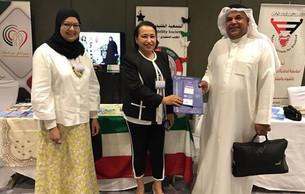 مركز تقويم وتعليم الطفل يشارك في ملتقى الجمعية الخليجية لذوي الاعاقة