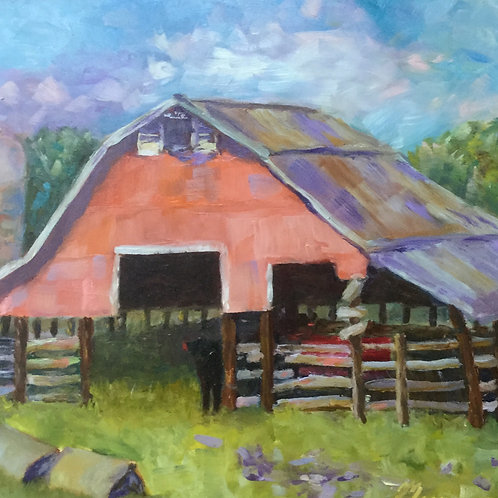 Dairy Road Barn