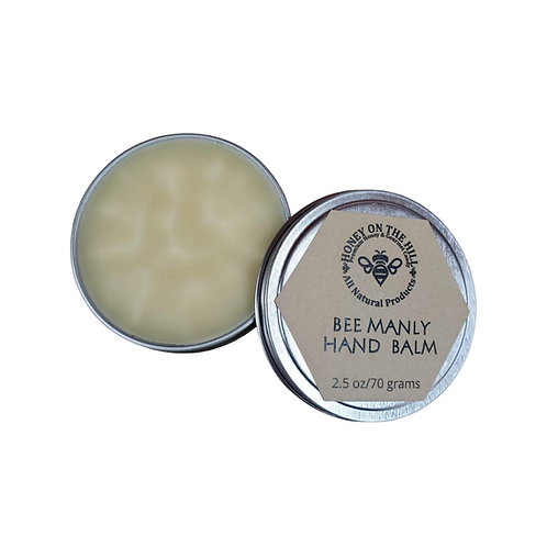 Bee Manly Hand Balm