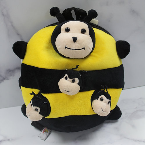 Bee Buddies Finger Puppet Backpack